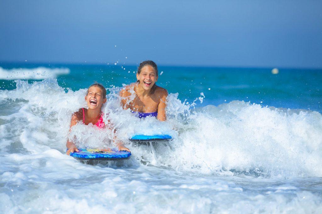 Surfing breaks Donegal