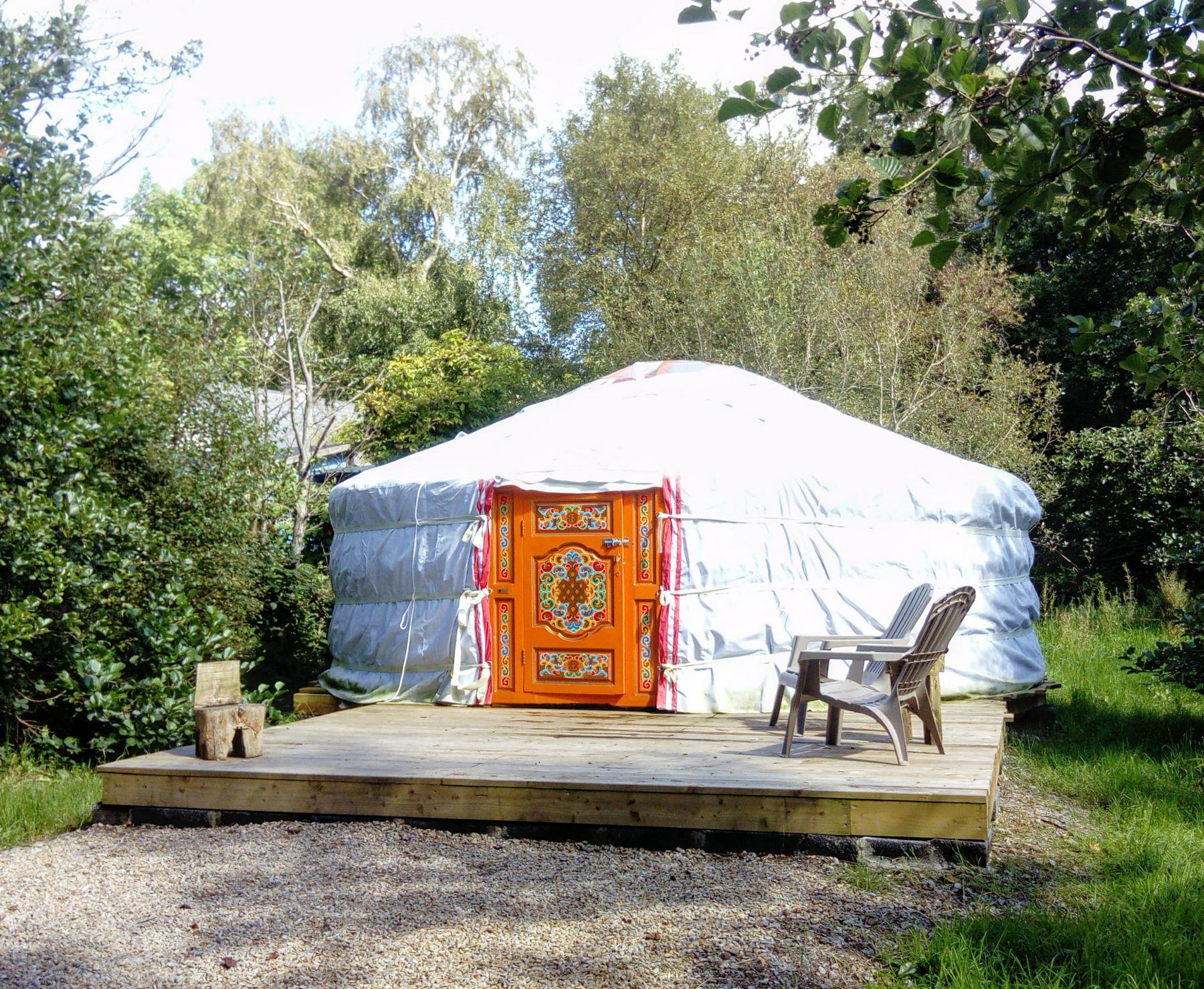 Glamping Dome Ireland